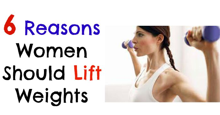 fwfl_blog_6 reasons women should lift weights