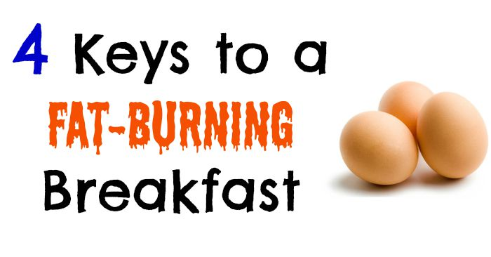 fwfl_blog_4 keys to a fat burning breakfast