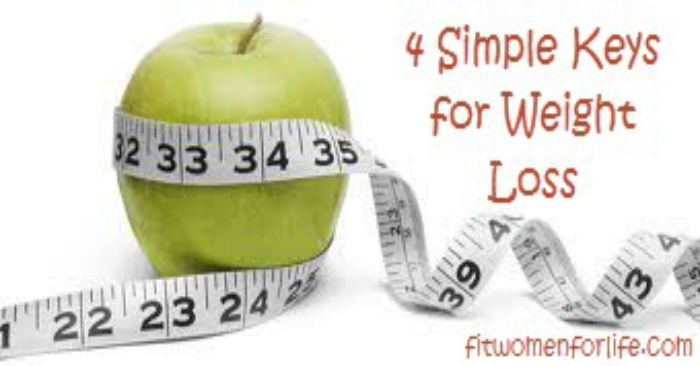 fwfl_blog_4 simple keys to weight loss