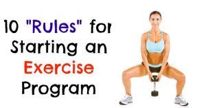fwfl_blog_10 rules for starting an exercise program