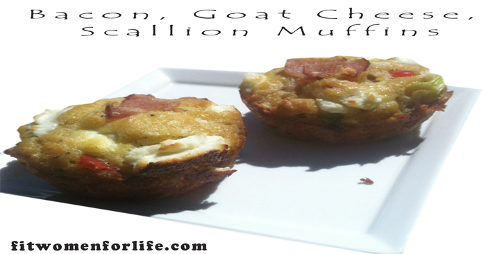Bacon, Goat Cheese, Scallion Muffins_700x366