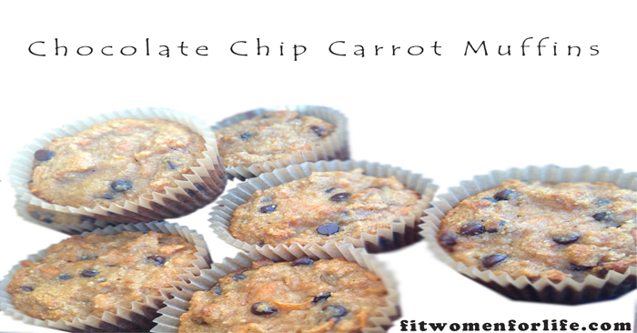 Chocolate Chip Carrot Muffins_700x366