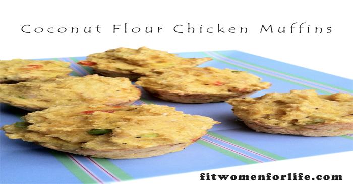 Coconut Flour Chicken Muffins_700x366