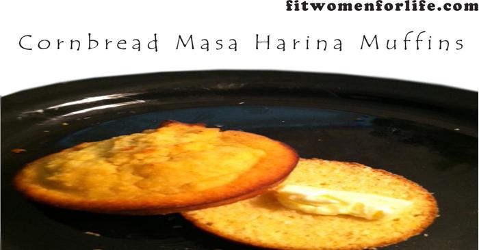 Cornbread Masa Harina Muffins_700x366