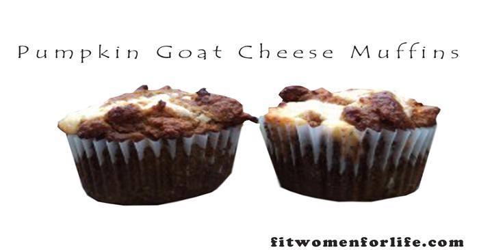 Pumpkin Goat Cheese Muffins_700x366