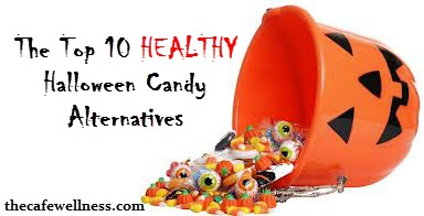 The Top 10 Healthy Halloween Candy Alternatives