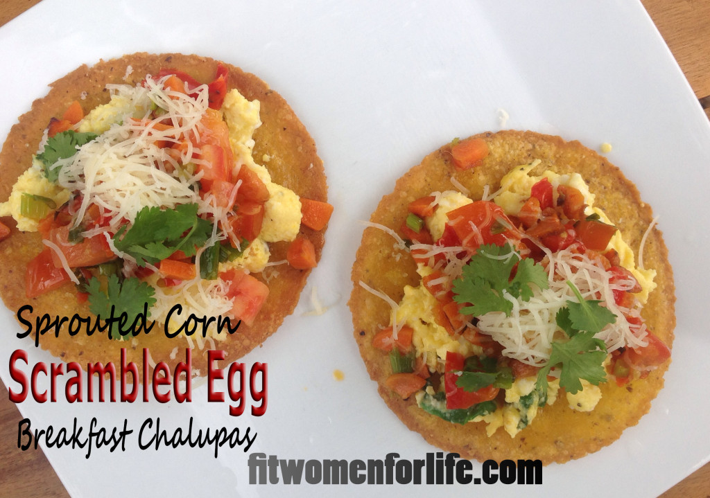 fwfl_recipe_sprouted corn scrambled egg breakfast chalupa