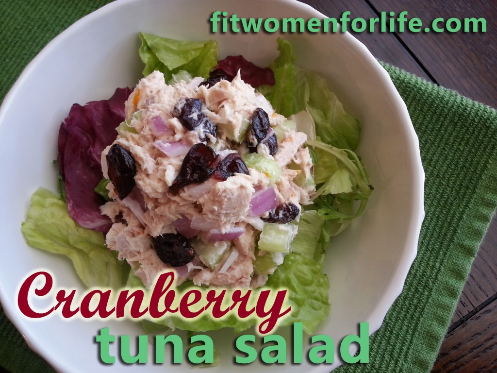 Cranberry Tuna Salad_FWFL