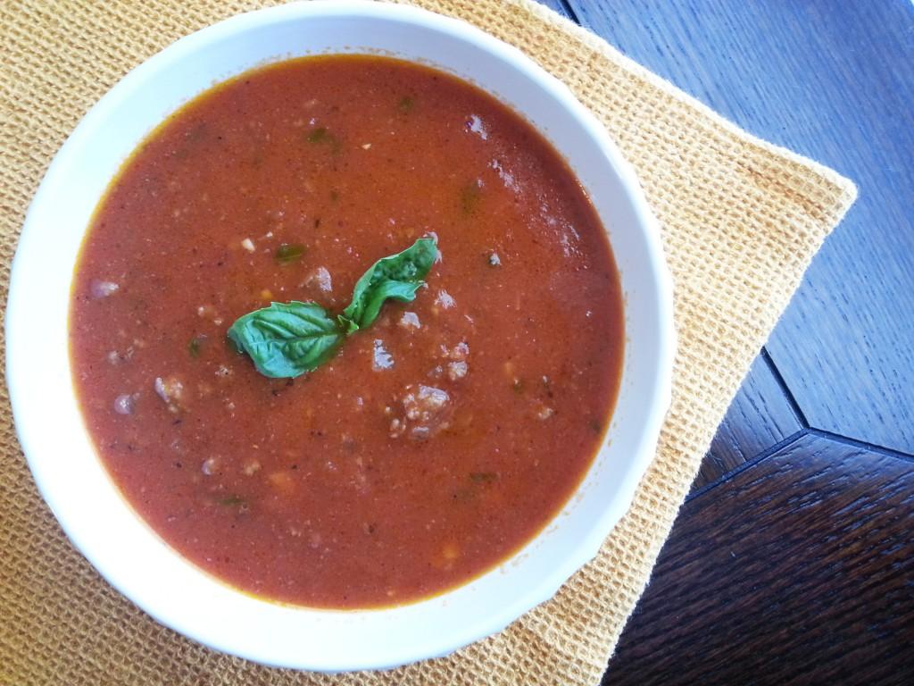 Quick Tomato Soup2