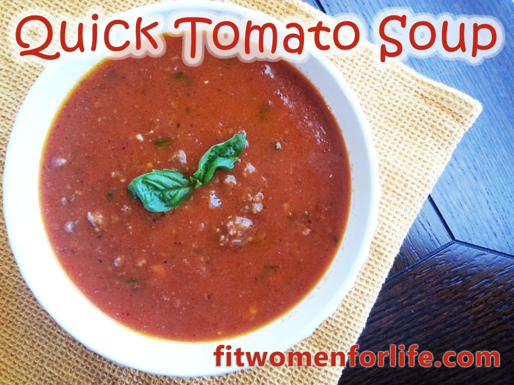 Quick Tomato Soup_FWFL