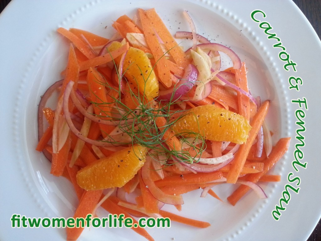 carrot and fennel salad_FWFL