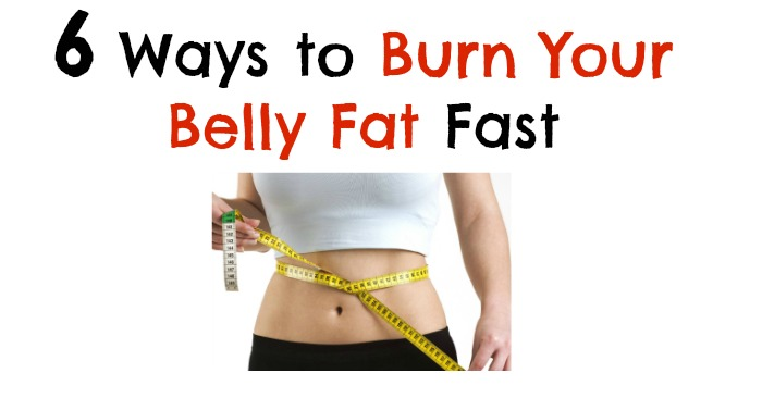 fwfl_blog_6 ways to burn your belly fat fast