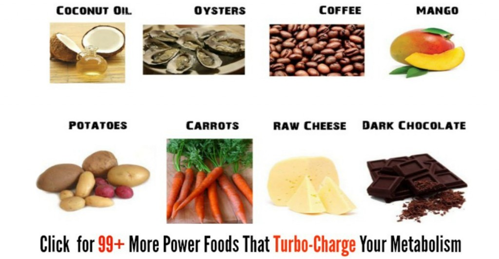 99 More Power Foods That Turbo-Charge Your Metabolism