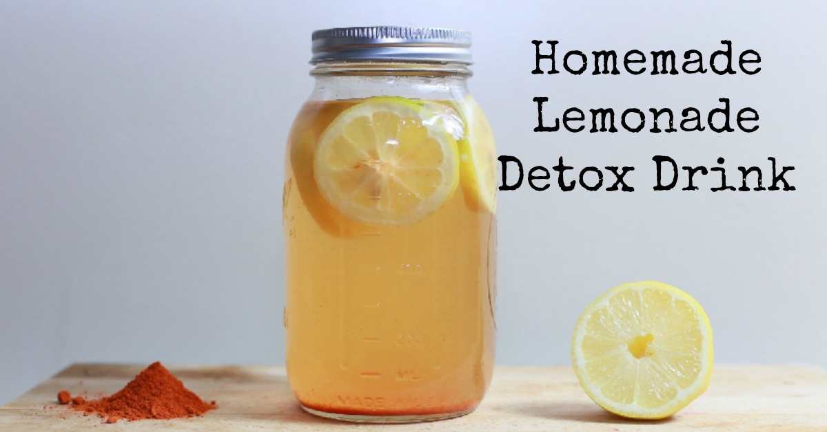 A Detox Drink To Lose Weight