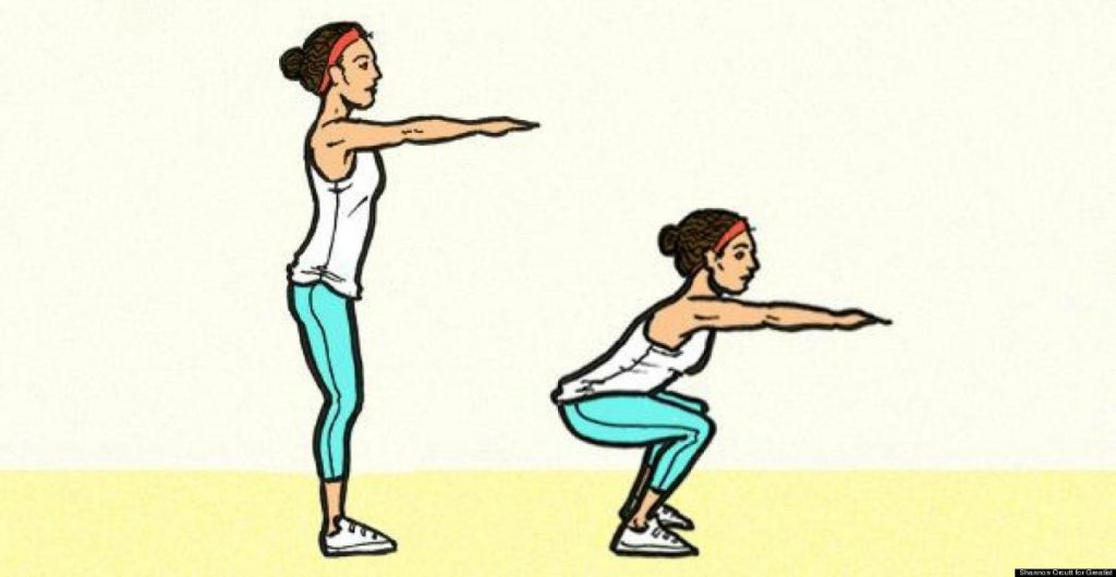 8 At Home Workouts to Lose Weight
